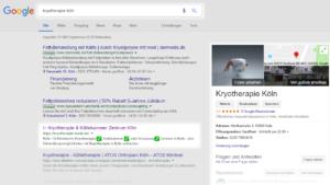 Kryotherapie Köln